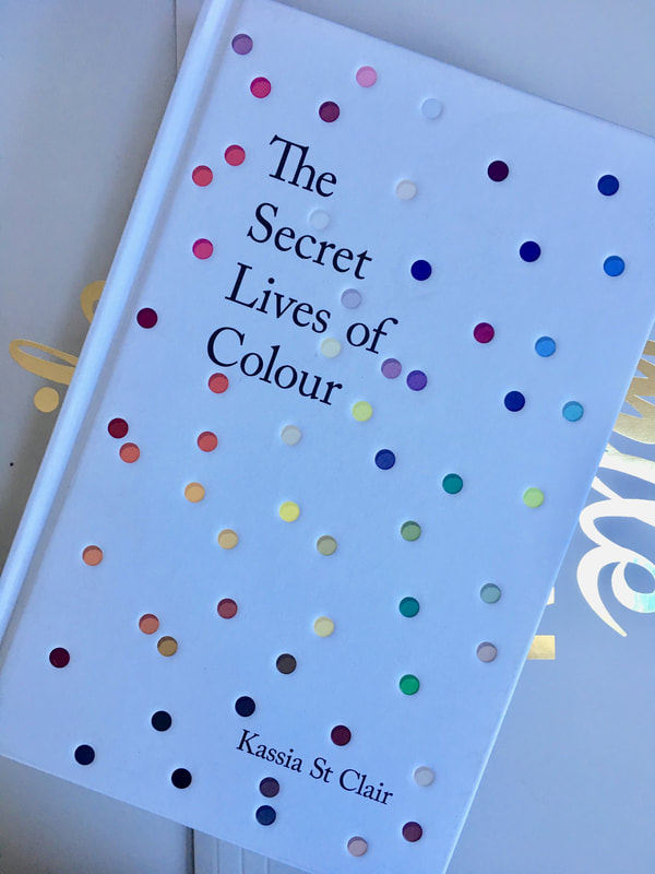 Cover photo of The Secret lives of colour