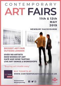 Newbury art fair, contemporary art fairs